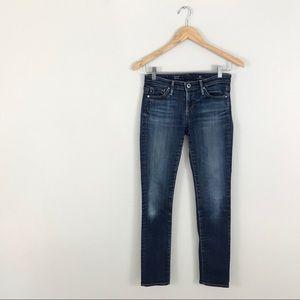 AG Jeans Stilt Cigarette Skinny size 25